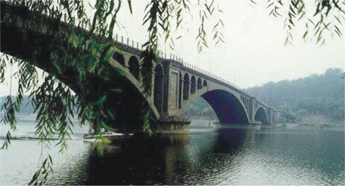 Luoyang Longmen Bridge