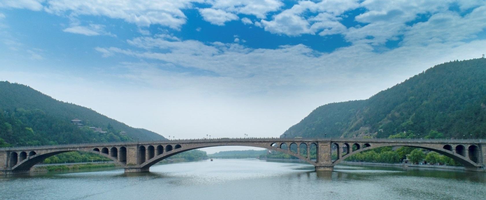 Luoyang Longmen Bridge