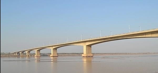 Dongming Yellow River Highway Bridge