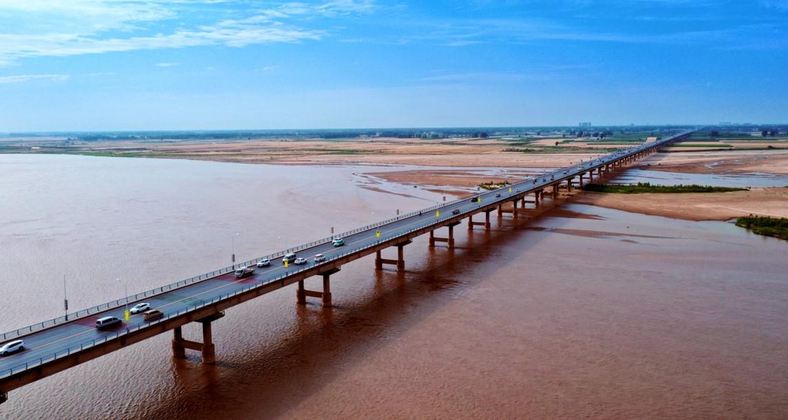 Zhengzhou Yellow River Highway Bridge