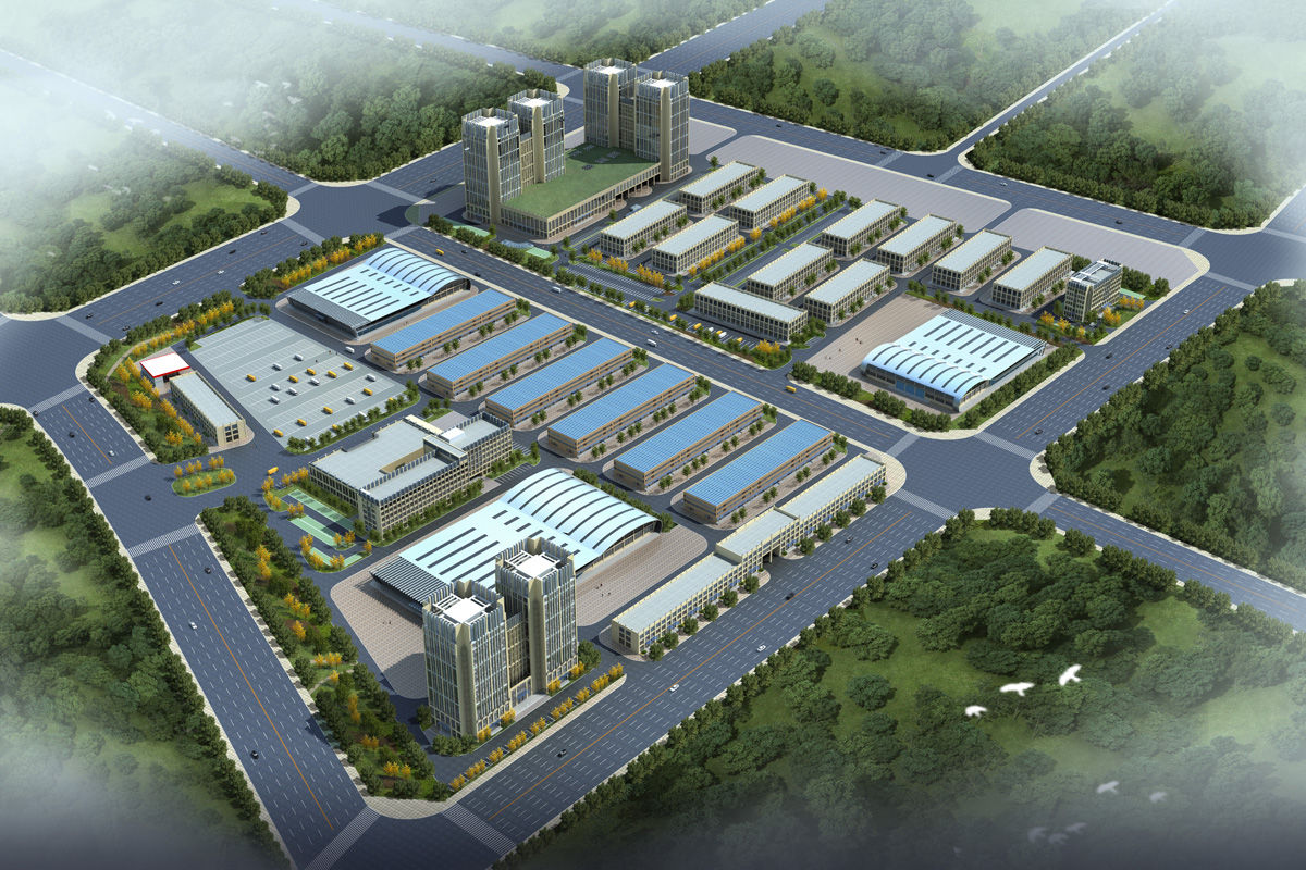 Planning Scheme of Lugang international comprehensive logistics park in Puyang City