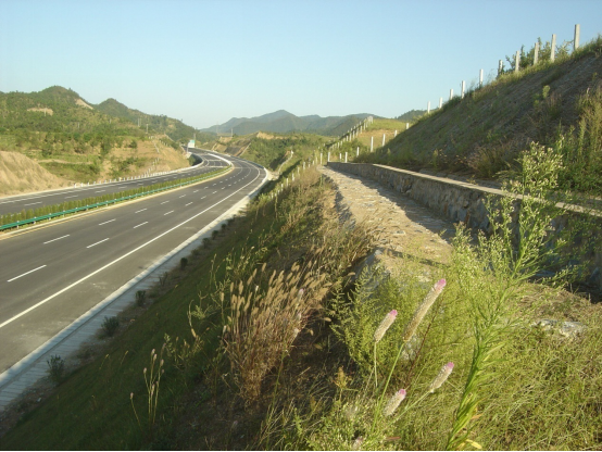 Pavement Inspection of Wanping Section of Shanghai-Shaanxi Expressway
