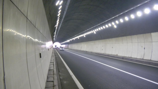 Reconstruction Engineering of Led Lighting in Tunnels in Gongyi section of Lianyungang-Khorgos Expressway in Henan Province