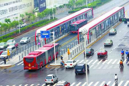 Implementation Scheme of Intelligent Traffic and Safety facilities for Bus Rapid Transit of 3rd Ring Road in Zhengzhou