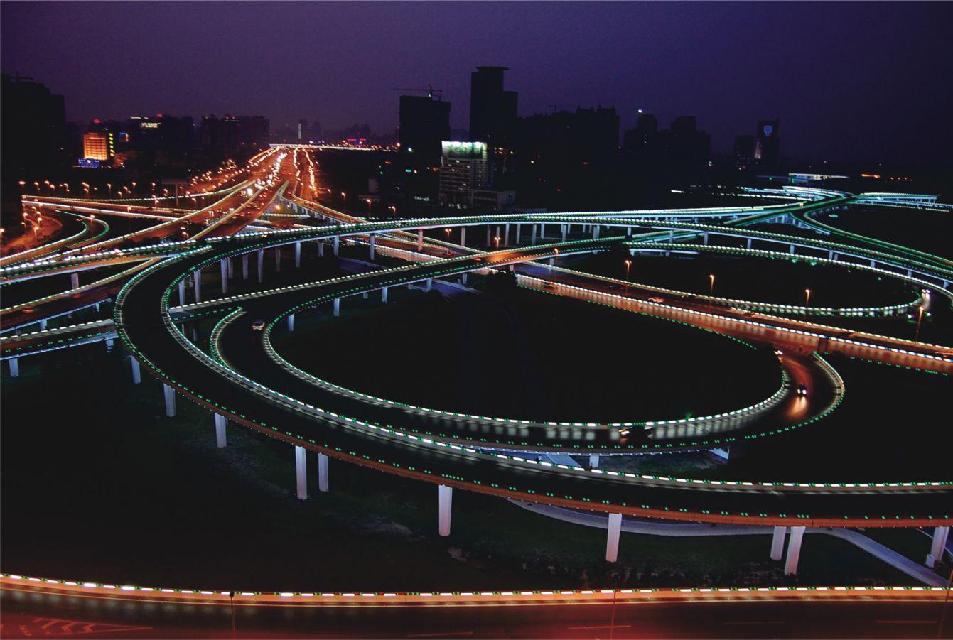 East Jinshui Road Interchange