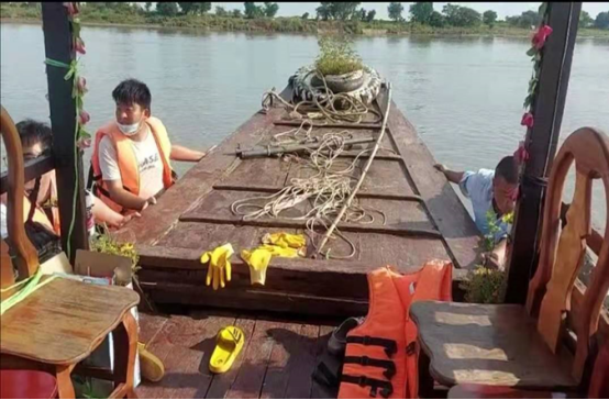 Site Work of Cambodian Dredging Project Completed