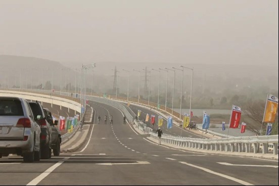 The Third Niger Bridge Consulted by HNRBI Completed