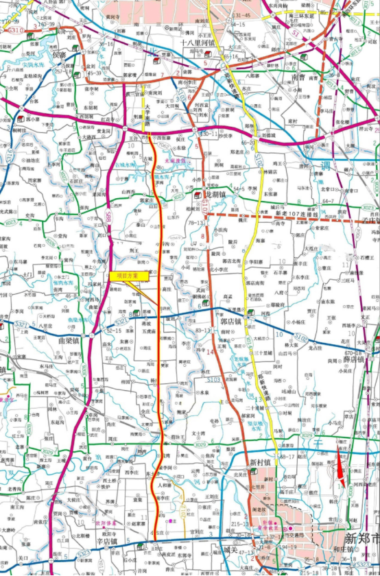 Engineering Geological Survey of South Extension of Zhengzhou Daxue Road (Southwest Ring Road to S323)