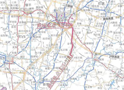 Engineering Geological Survey of Reconstruction of Nanyang-Guanzhuang Section of Provincial Highway S228