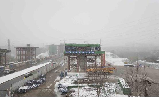 Rapid Fourth Ring Roadin Zhengzhou