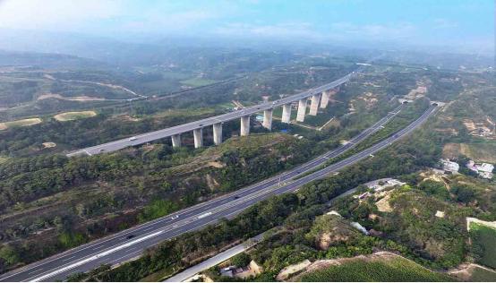 Henan Section of Lianyungang-Khorgos Expressway