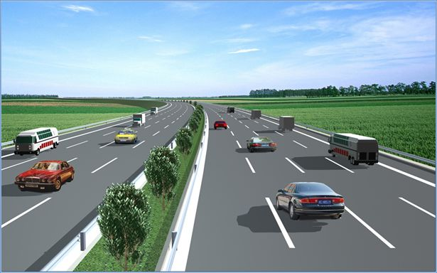 The reconstruction and expansion of Zhengzhou Ariport Expressway(Zhengzhou-Airport Expressway)