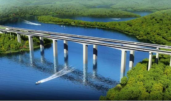 Xuchang-Xinyang Expressway (2017-2018)