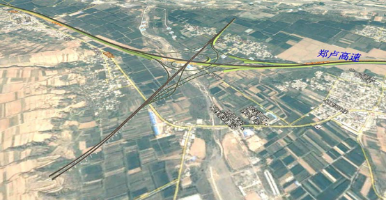 Mianchi-Luoning Section of Mianchi-Xichuan Expressway (2017-2018)