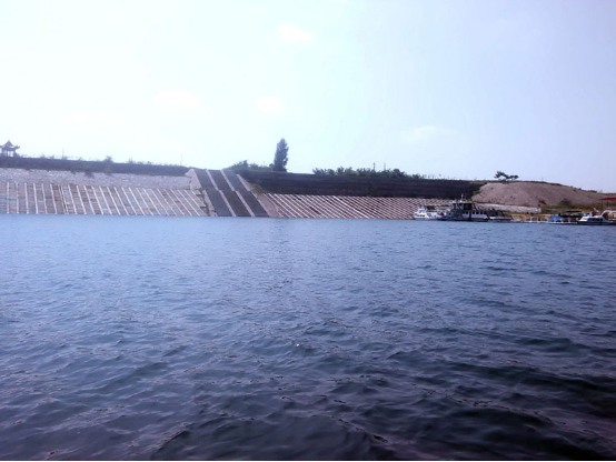 Shipping Development of Water Reservoirs