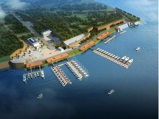 Survey and Design for Port and Shipping of Xixiayuan Water Reservoir