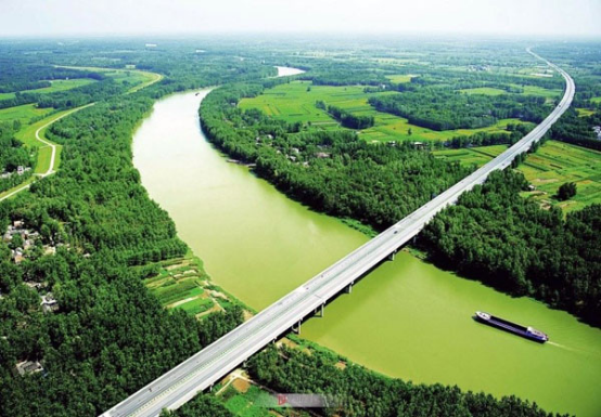 The Design of Waterway Reconstruction from Zhoukou to Provincial Boundary on Shaying River